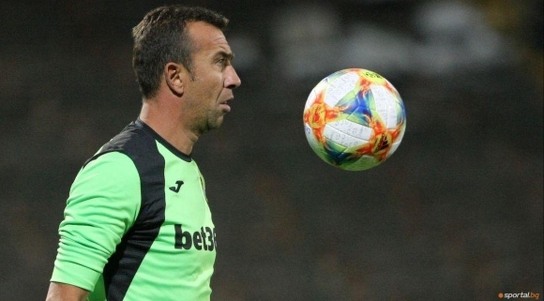 Георги Петков остава и за следващия сезон