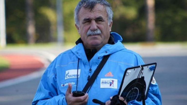 Националният отбор по биатлон вече тренира под ръководството на руските треньори в Беларус