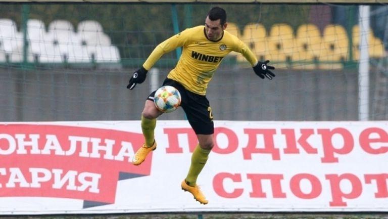 Французин и защитник от Северна Македония тренират с Ботев (Пд)