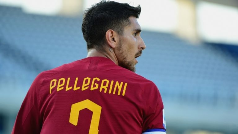 Рома предлага нов договор на Пелегрини