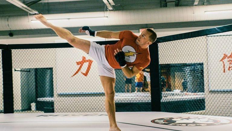 Сен Пиер в страхотна форма и с намек за завръщане в UFC