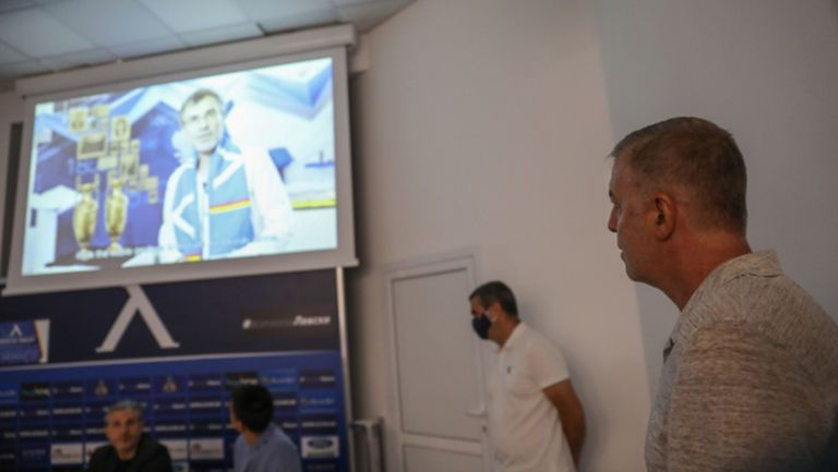 Левски представи емоционално видео в борбата си за спасение - вижте го