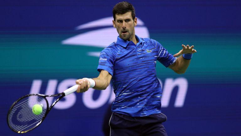 Джокович разкри при какви условия ще участва на US Open