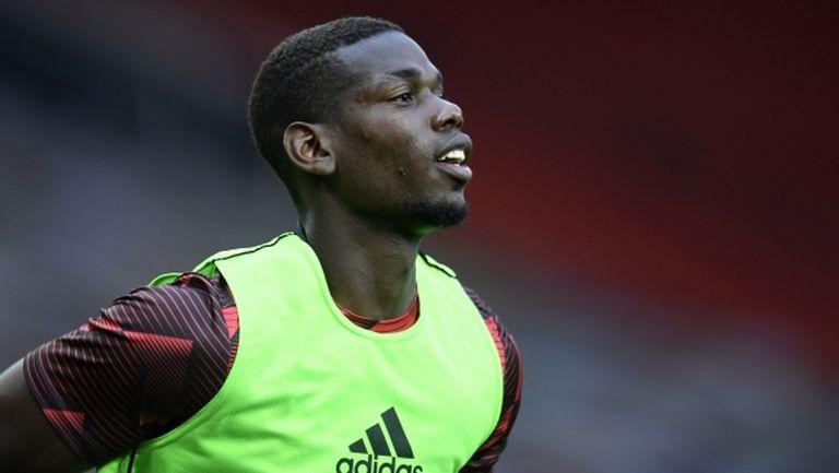 Погба промени мнението си, иска бъдеща кариера в Ман Юнайтед