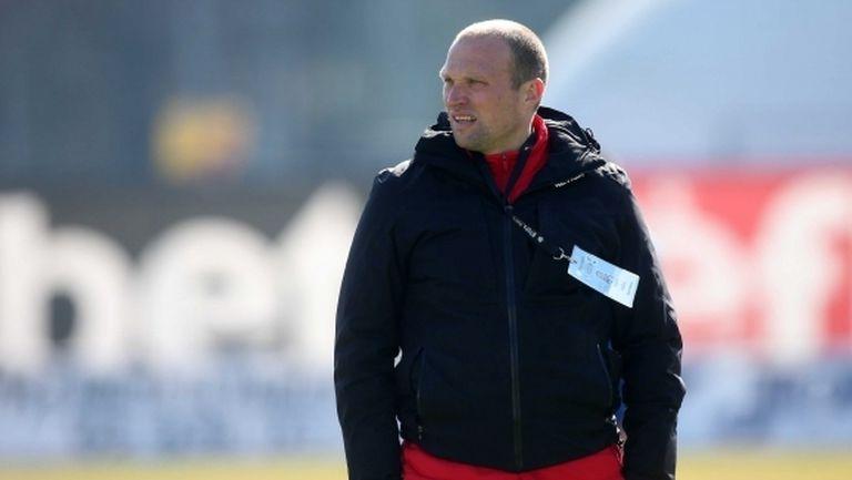 Треньорът на Пирин: Хич не съм доволен