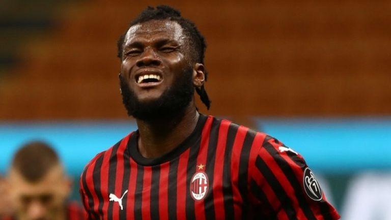 Кесие: Ще остана в Милан поне до края на договора ми