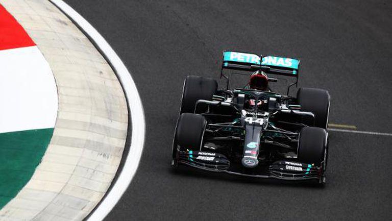Хамилтън и Ботас недостижими след първата тренировка за Гран При на Унгария