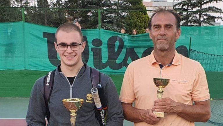 Дарислав Николов взе купата в Шестия вечерен турнир на ИТЛ