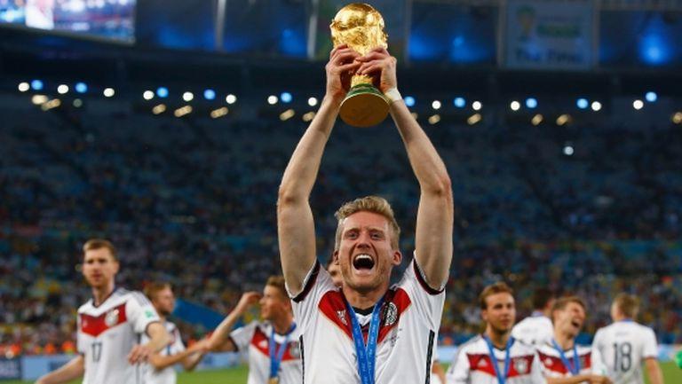 Световен шампион с Германия прекрати кариерата си на едва 29-годишна възраст