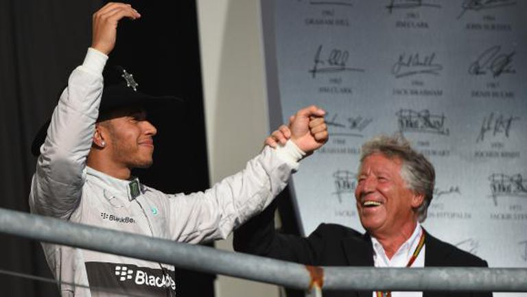 Марио Андрети: Хамилтън прави проблем, който във Формула 1 не съществува