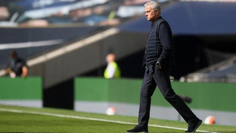 Моуриньо: Манчестър Юнайтед имаха късмет през този сезон