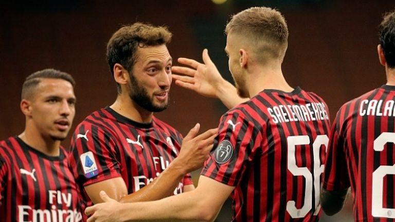 Милан взе поредна жертва, вече е пред Наполи (видео)