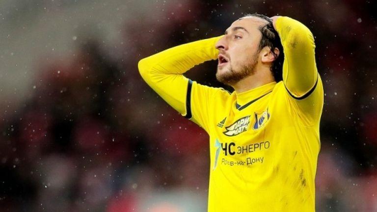 Съотборник на Попето избра да играе за Армения