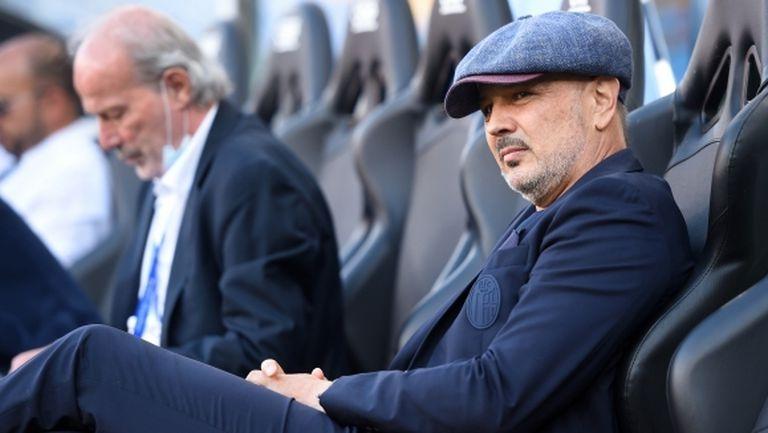 Михайлович се извини на феновете за загубата от Милан