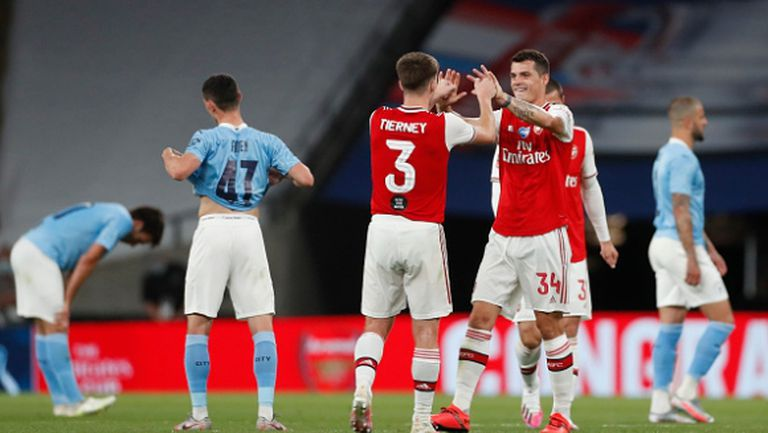 Арсенал с рекордно постижение след победата над Ман Сити