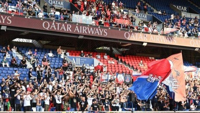 Феновете на ПСЖ и Сент Етиен бойкотират финала на Купата на Франция