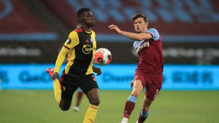 Играч на Уотфорд може да е алтернатива на Санчо за Ман Юнайтед