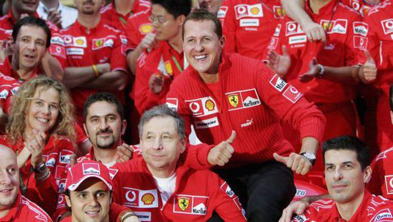 Жан Тод очаква светът отново да види Михаел Шумахер