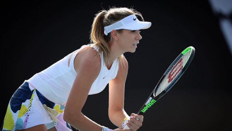 Тенис красавица с 5 победи за 5 дни