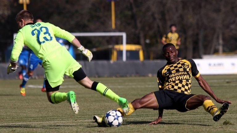 Новак в Югозпадната Трета лига взе още един нигериец