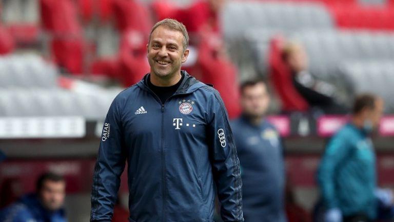 Байерн (Мюнхен) започна подготовка за остатъка от Шампионската лига
