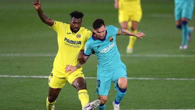 """""""Златната топка"""" трябваше да е за Меси, смятат от Барселона"""