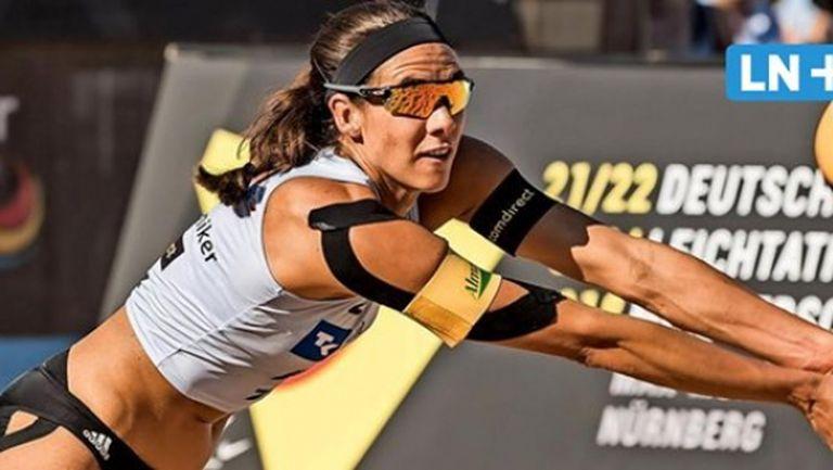 Олимпийска шампионка търси партньор на пясъка..., но в социалните мрежи