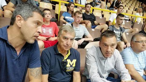 """Силвано Пранди: Бургаската """"Арена"""" е подходяща за волейболни състезания от най-висок международен ранг"""