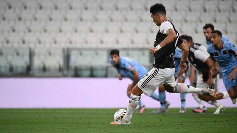 Два гола на Роналдо приближиха Ювентус до титлата в Серия А (видео)