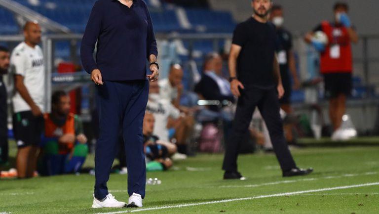 Маурицио Сари: Трябват ни още 4 точки, рано е да говорим за титлата