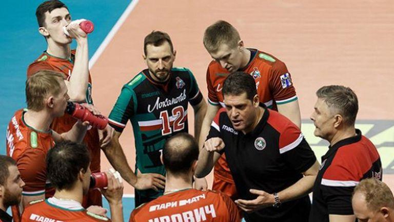 Пламен Константинов и Локомотив стартират сезона срещу Зенит в Казан