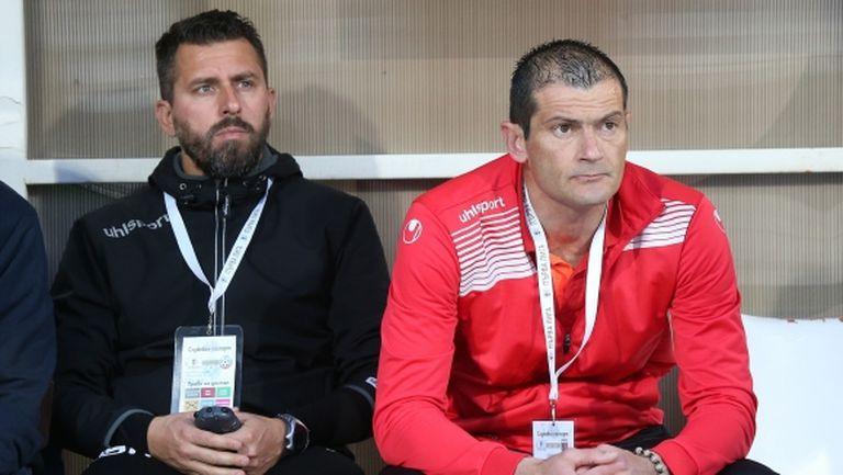 Стоян Колев: Изключително съм щастлив, че отново съм част от Локомотив