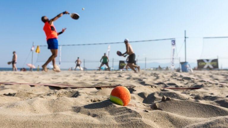 Маратон на плажните спортове от 29 юли до 9 август