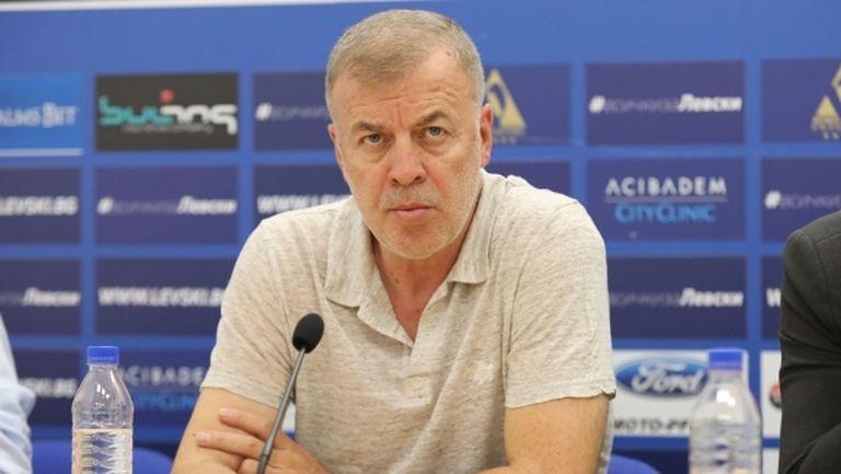 Сираков: Ние не молим за помощ, за да похарчим парите за футболисти! Искаме стадион, който ще е за нашите деца