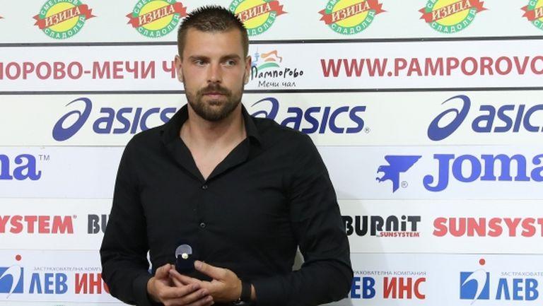 Луков: Не бях изненадан от смяната във финала за Купата на България (видео)