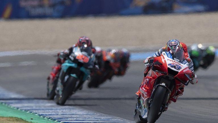 MotoGP с променено правило преди втория кръг за сезона