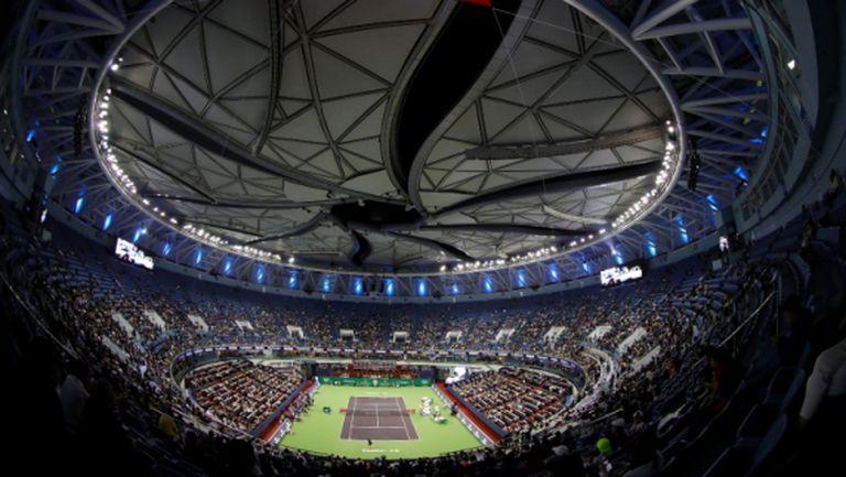АТP и WTA отмениха всичките си турнири в Китай