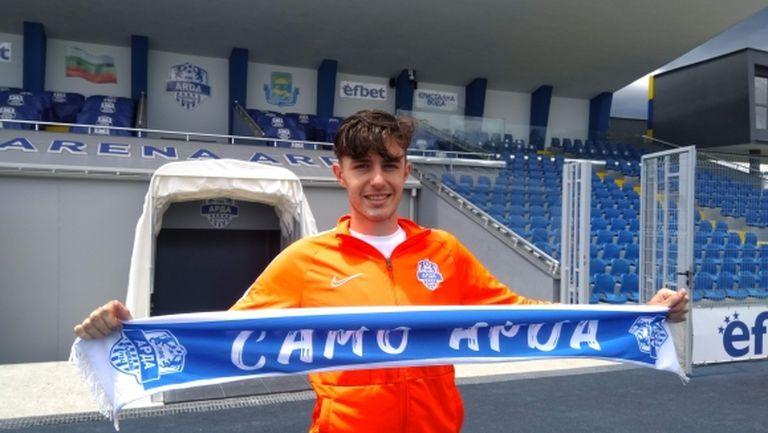 Лъчо Котев: Арда е точното място за мен, баща ми ме запали по футбола (видео)