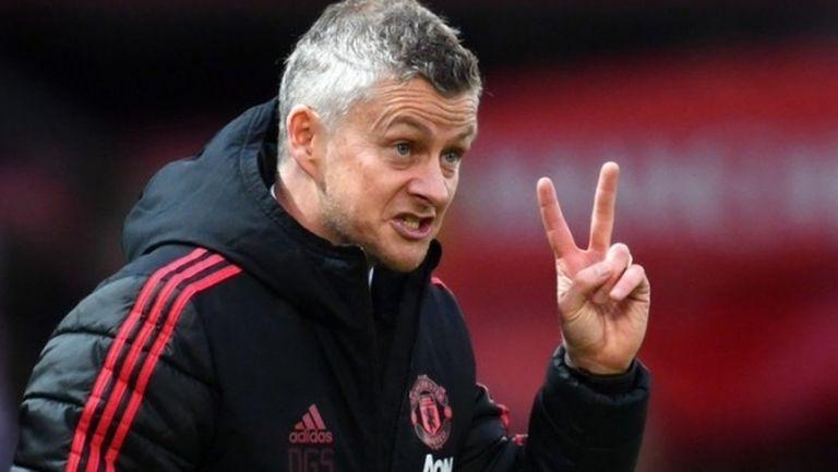 Солскяер: Манчестър Юнайтед расте непрекъснато