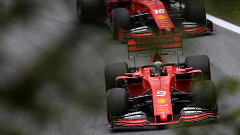 Нико Розберг: Ферари са пълна катастрофа