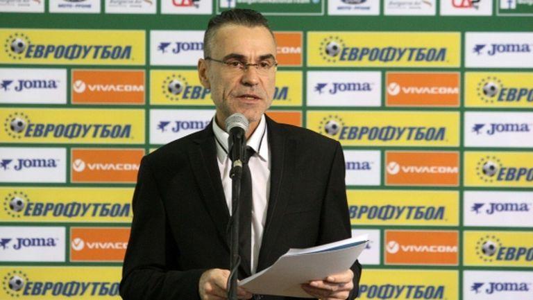 Въргала: Случилото се с ЦСКА и Въргала, защо да не се случи с Левски!