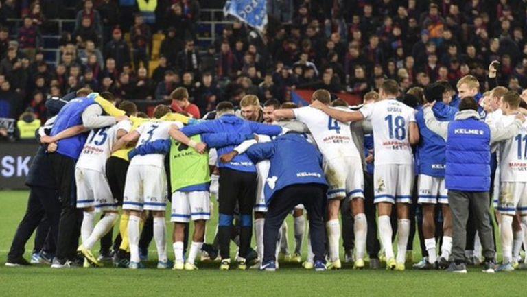 Зенит класира Динамо (М) в Лига Европа