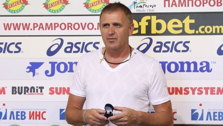 Локомотив (Пловдив) с оферта за алжирски младежки национал