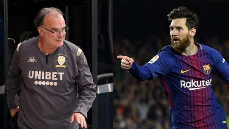 """""""Сън"""" обяви, че Меси води Биелса в Барселона, след което потули новината"""