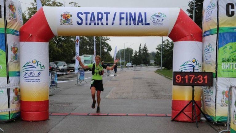 Падна беговият рекорд при жените в 100-километровата Обиколка на Витоша