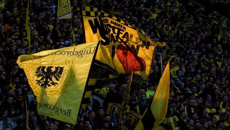Борусия планира да започне сезона с 15 хиляди зрители на стадиона