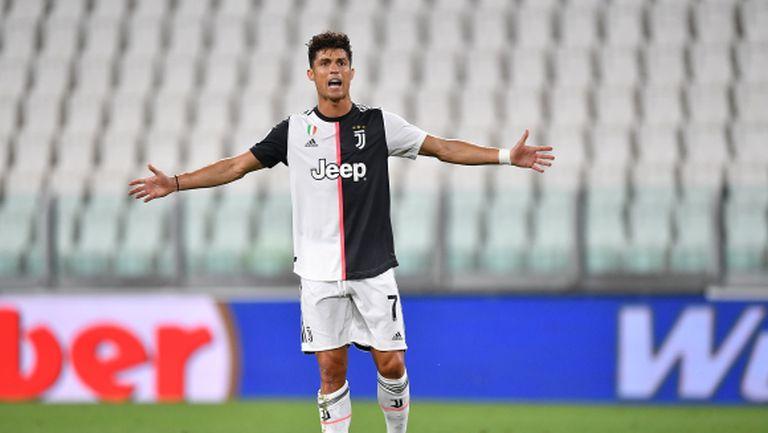 Кристиано Роналдо вече има 31 трофея на клубно ниво