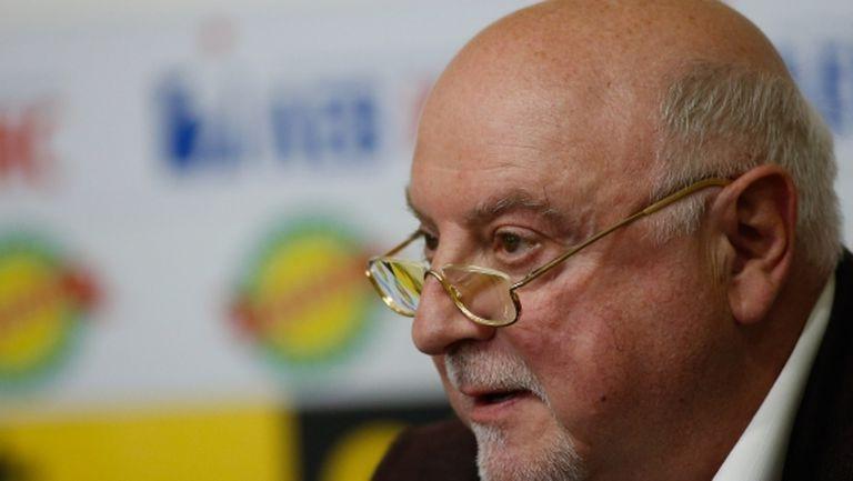 Баждеков: Имам разговори със Сираков, с радост ще се съглася да се върна в Левски