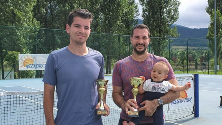 Никос Панетимитакис и Ива Дарданова са шампионите на Riu Pravets Open