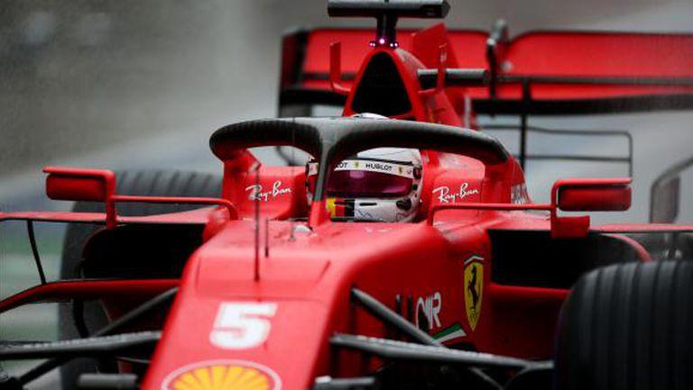 """Фетел очаква с нетърпение завръщането на """"Нюрбургринг"""" във Формула 1"""